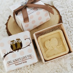 """Owl Always Love You"" Bath & Soaps With Ribbons"