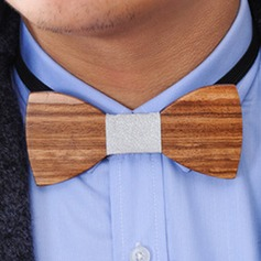 Classic Wood Bow Tie (200081044)