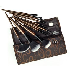 Color Shine-High Quality Persian Wool Brush Set(12pcs)  (046024091)
