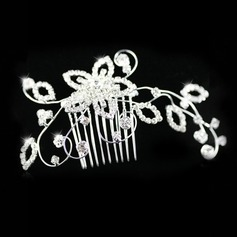 Beautiful Rhinestones Wedding Bridal Combs (042012938)