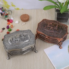 Lovely Alloy Ladies' Jewelry Box