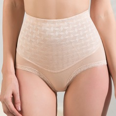 Viscose with Plaid High Waist Shaping Panties