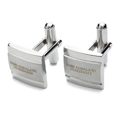 Personalized Zinc Alloy Cufflinks  (118051271)