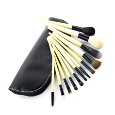 Fashion Professional Makeup Brush With Free Case(12 Pcs)