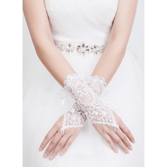 Tulle Bridal Gloves (014072542)