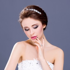 "Gorgeous Crystal/Alloy/""A"" Level Rhinestone Headbands"