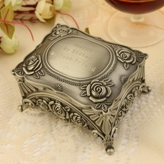 Personalized Amazing Zinc Alloy Jewelry Holders