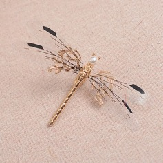 Beautiful Alloy/PVE Hairpins (Sold in single piece)