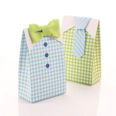 """Happy Wedding"" Favor Boxes"