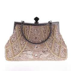 Unique Rhinestone/Alloy Clutches/Bridal Purse