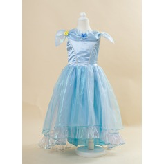 Tulle/Nylon With Butterfly Dresses
