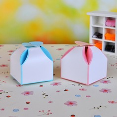 Simple Cubic Favor Boxes (Set of 12)