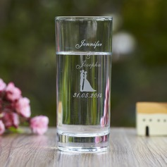 Personalized Bride And Groom Glass Drinkware