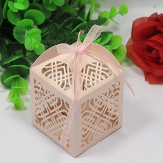 Laser Cut Chinese Design Favor Box (Set of 12) (050026308)