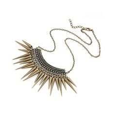 Punk Alloy Women's Fashion Necklace