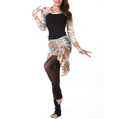 Women's Dancewear Polyester Practice Outfits