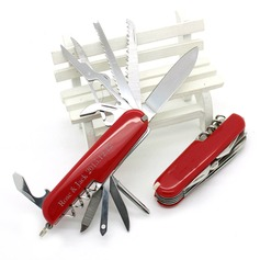 Personalized Stainless Steel Multi-Tool