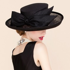 Ladies' Beautiful Cambric With Bowler/Cloche Hat
