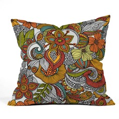 Traditional/Classic Retro Cotton Velvet Pillows & Throws (Sold in a single piece)