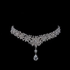 Special Rhinestone/Alloy Forehead Jewelry