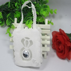 Cutout Design Favor Bag With Acrylic (Set of 12) (050026301)