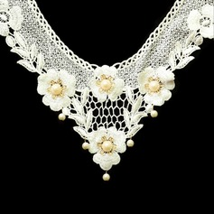 Gorgeous Lace With Pearl Women's Necklaces