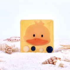 Cute Baby Duck Soaps