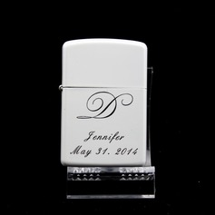 Personalized Simple Design Metal Lighter