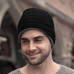 Men's Simple Spring/Winter Acrylic With Beanie/Slouchy