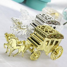 Enchanted Carriage Favor Boxes (Set of 6)