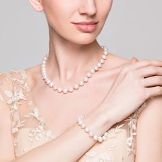 "Luxurious ""AAA"" Pearl Ladies' Jewelry Sets"
