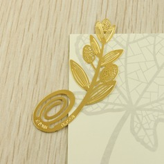 Pretty Ear Of Wheat Style Zinc Alloy Bookmarks