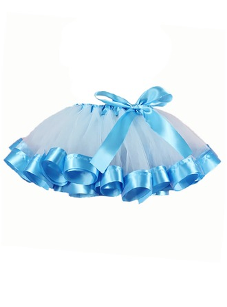A-Line Tulle Dancewear/Tutu Dresses With Bow(s)