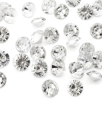 "2/5""(1cm) Pretty Diamond Pieces"