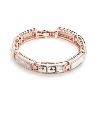 Fashional Alloy With Crystal Women's/Ladies' Bracelets