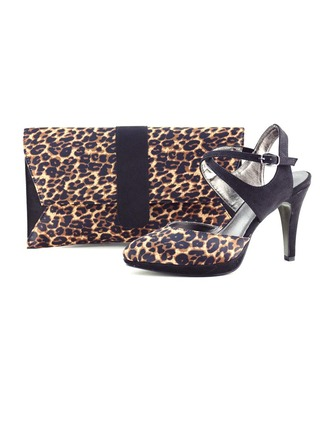 Charming Satin Shoes & Matching Bags