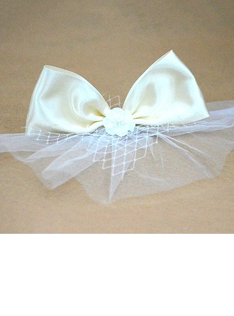 Lovely Lace/Satin/Tulle/Metal Combs & Barrettes