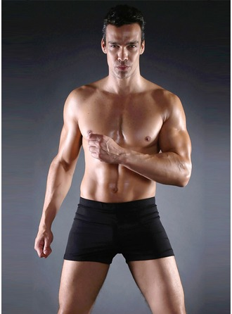 Fashional Solid Color Swimming pants