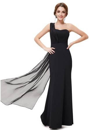 Polyester/Rayon With Spliced Maxi Dress