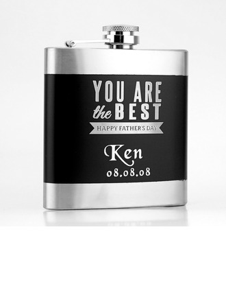 Father's Day Stainless Steel Flask