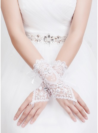 Tulle Bridal Gloves