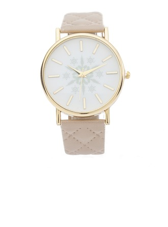 Chic Alloy Ladies' Watches
