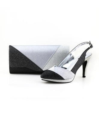 Fashional PU Shoes & Matching Bags