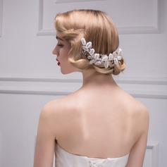 Gorgeous Crystal/Alloy/Imitation Pearls Combs & Barrettes