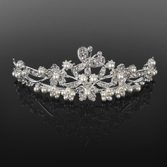 Simple Butterfly Alloy Tiaras