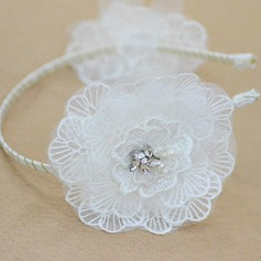 Beautiful Lace/Tulle Headbands