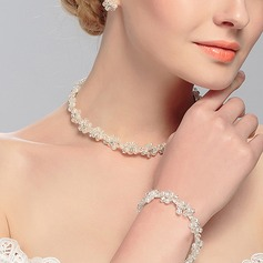 Beautiful Alloy Jewelry Sets