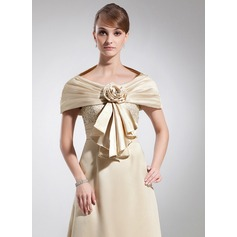 Charmeuse Special Occasion Wrap