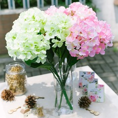 Fascinating Satin Decorations/Wedding Table Flowers