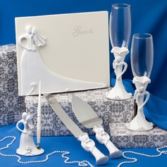 Romantic/Bride and Groom Design Collection Set